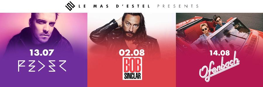 Le Mas d'Estel | Summer 2018