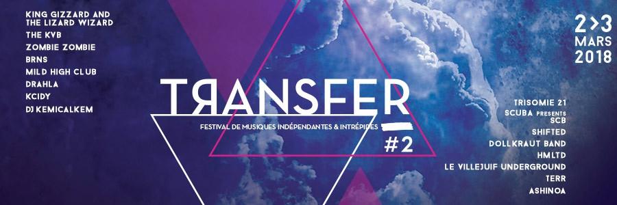 FESTIVAL TRANSFER #2