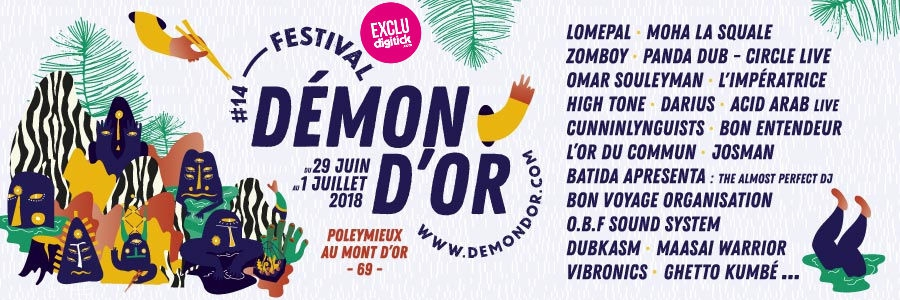 DEMON D'OR 2018