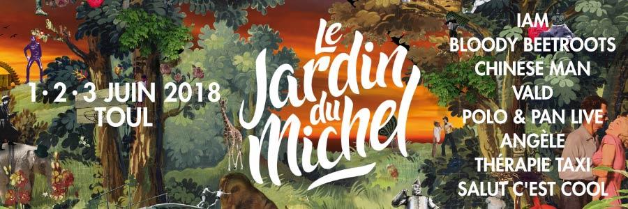 JARDIN DU MICHEL 2018 - JDM 2018