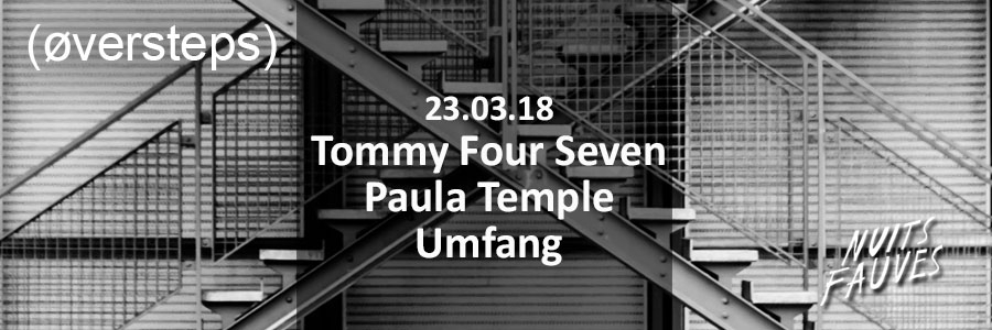 PAULA TEMPLE / TOMMY FOUR SEVEN / UMFANG