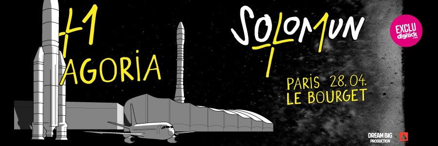 SOLOMUN +1 // W. AGORIA
