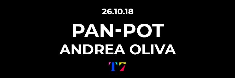 T7 : Pan-Pot, Andrea Oliva
