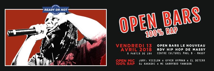 Open Bars