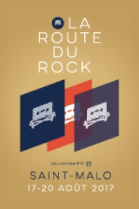 La Route du Rock Collection Été 2017