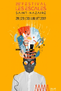 26E FESTIVAL LES ESCALES DE SAINT-NAZAIRE