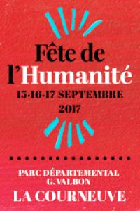 FETE DE L'HUMANITE 2017