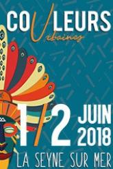 FESTIVAL COULEURS URBAINES 10ème édition