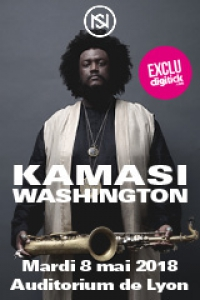 CONCERT SPECIAL : KAMASI WASHINGTON