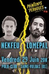 Nekfeu + Lomepal