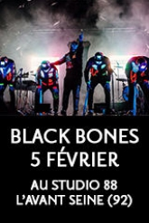 BLACK BONES - Studio 88