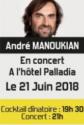 ANDRE MANOUKIAN