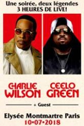 CHARLIE WILSON + CEE LO GREEN