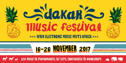 Billets DAKAR MUSIC FESTIVAL