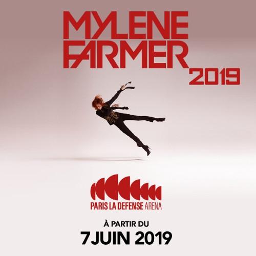 Billets Mylène Farmer