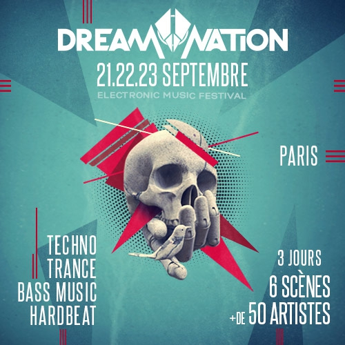 Billets DREAM NATION FESTIVAL