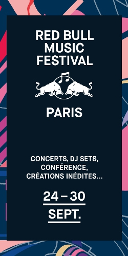 Billets RED BULL MUSIC FESTIVAL PARIS