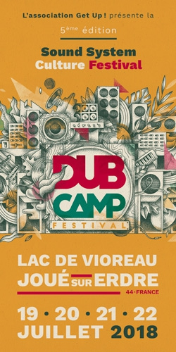 Billets DUB CAMP FESTIVAL