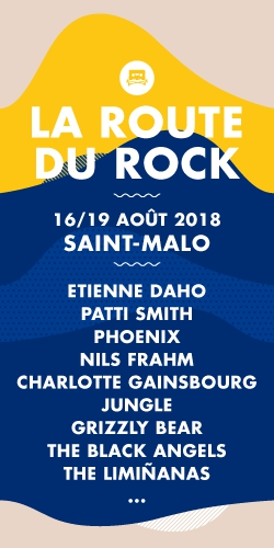 Billets La Route du Rock Collection Été 2017
