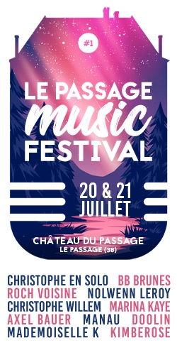 Billets PASSAGE MUSIC FESTIVAL