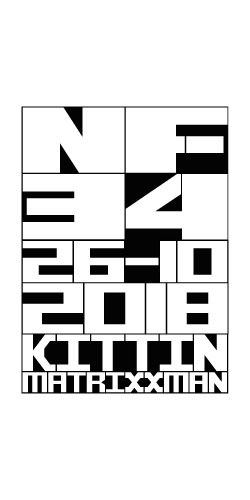 Billets NF-34 / KITTIN - MATRIXXMAN - NARI FSHR