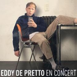 Billets Eddy De Pretto