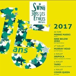 Billets Festival Swing Sous les Etoiles 2017