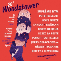 Billets FESTIVAL WOODSTOWER 2018