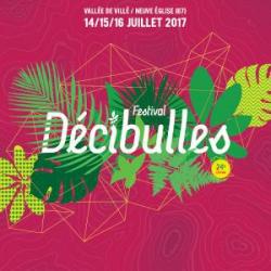 Billets Festival Décibulles