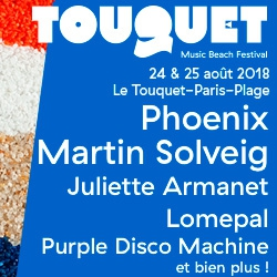 Billets TOUQUET MUSIC BEACH FESTIVAL