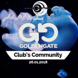 Billets Club's Community w/ GoldenGate (Berlin)