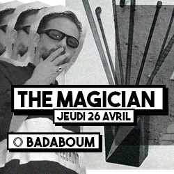 Billets Kiss & Fly : The Magician