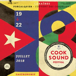 Billets COOKSOUND FESTIVAL #7