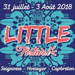 Billets LITTLE FESTIVAL 2018