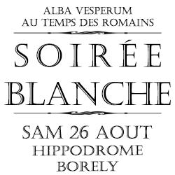 Billets Alba Vesperum - Soirée Blanche