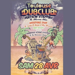 Billets TOULOUSE DUB CLUB #27