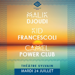 Billets Kid Francescoli+ Malik Djoudi+ CPC+ Borderline au théâtre Silvain