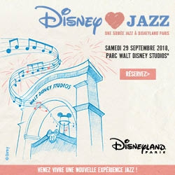 Billets SOIREE DISNEY LOVES JAZZ