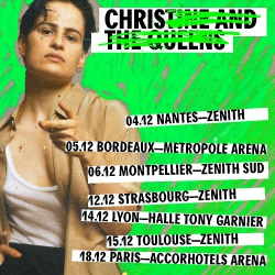 Billets Christine and the Queens