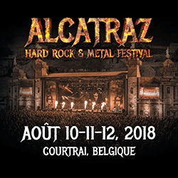 Billets Alcatraz Hard Rock & Metal Festival 2018