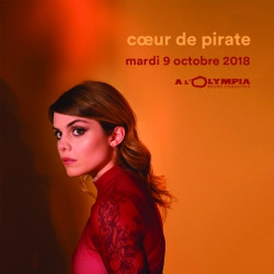 Billets COEUR DE PIRATE