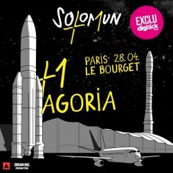 Billets SOLOMUN +1 // W. AGORIA