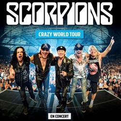 Billets Scorpions