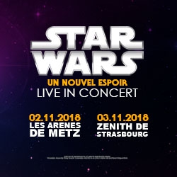 Billets STAR WARS IN CONCERT