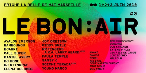 Billets FESTIVAL LE BON:AIR #3