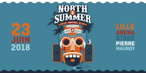 Billets North Summer Festival